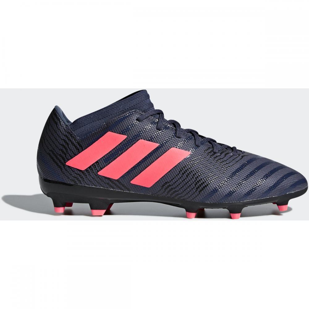 Damen Sportschuhe | Adidas Originals Nemeziz 17.3 FG Fußballschuh schwarz|rot