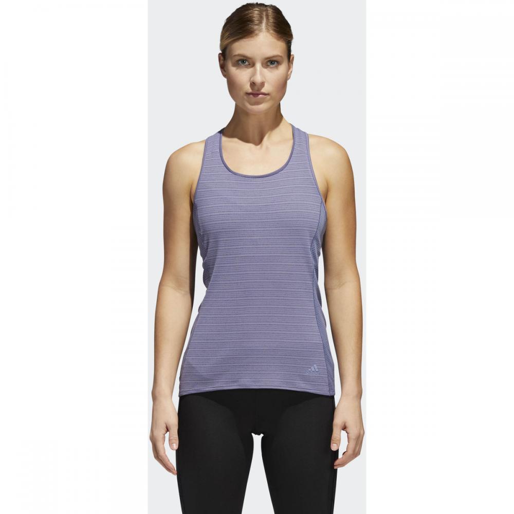 Damen T-Shirts & Poloshirts   Adidas Originals Supernova 37c Tanktop blau