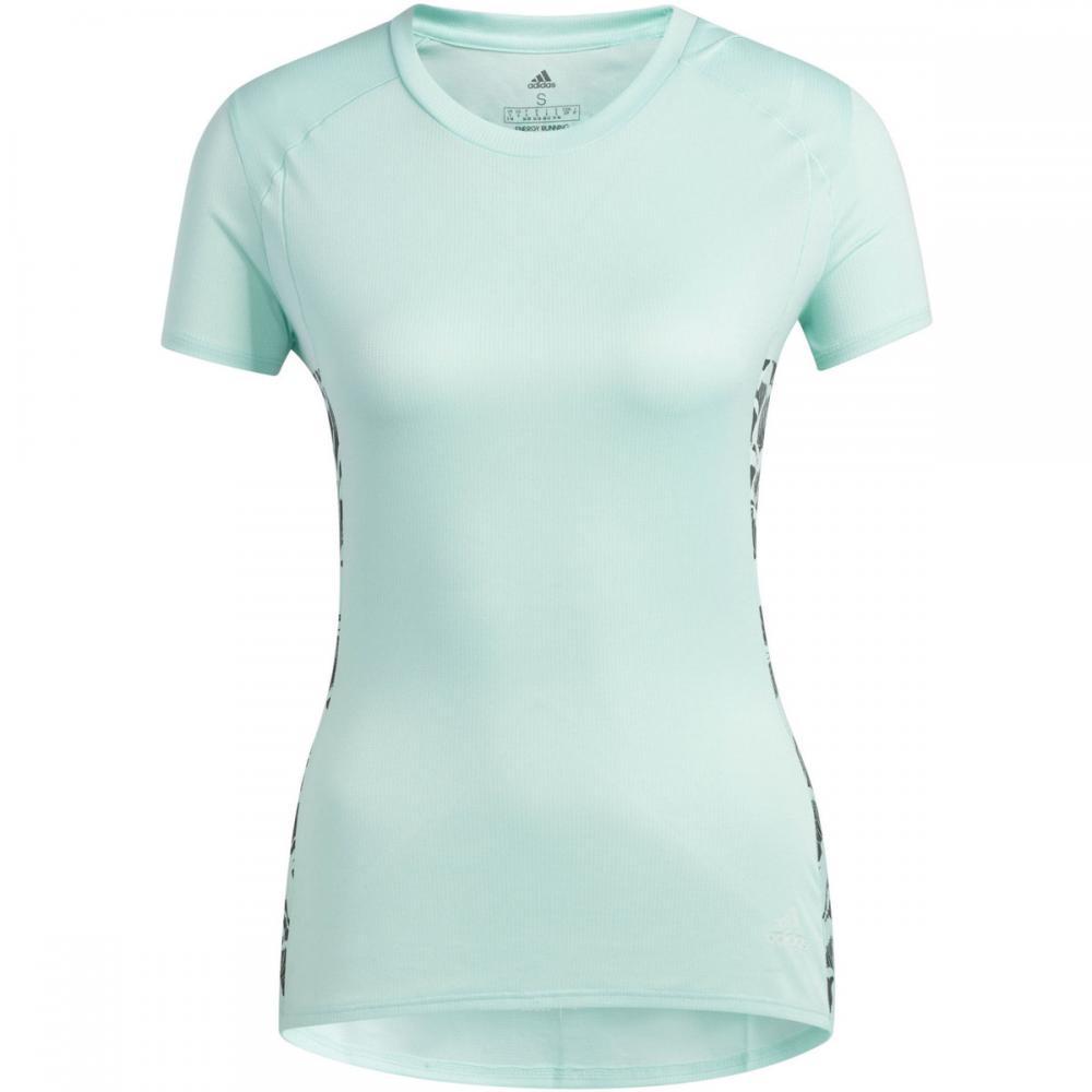 Damen T-Shirts & Poloshirts   Adidas Originals Supernova Cru T-Shirt grün
