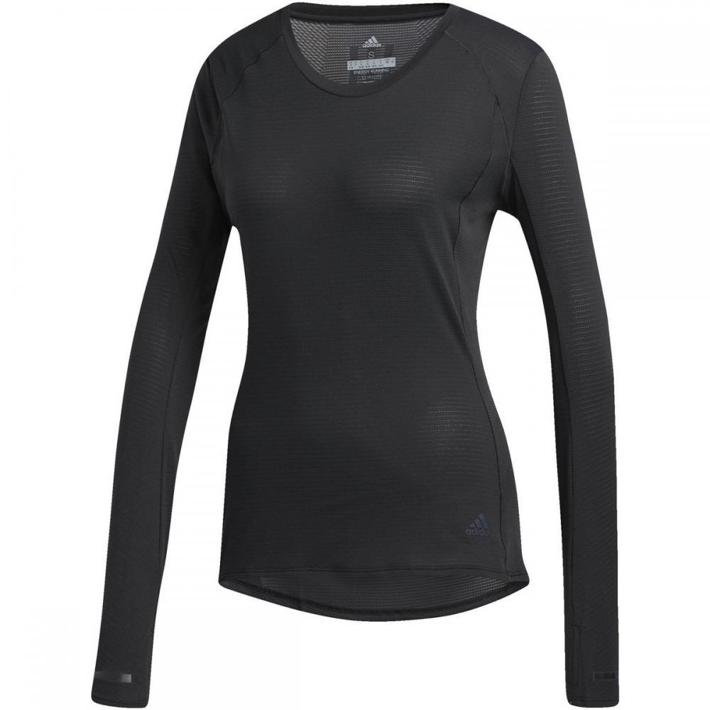 Damen T-Shirts & Poloshirts | Adidas Originals Supernova T-Shirt schwarz