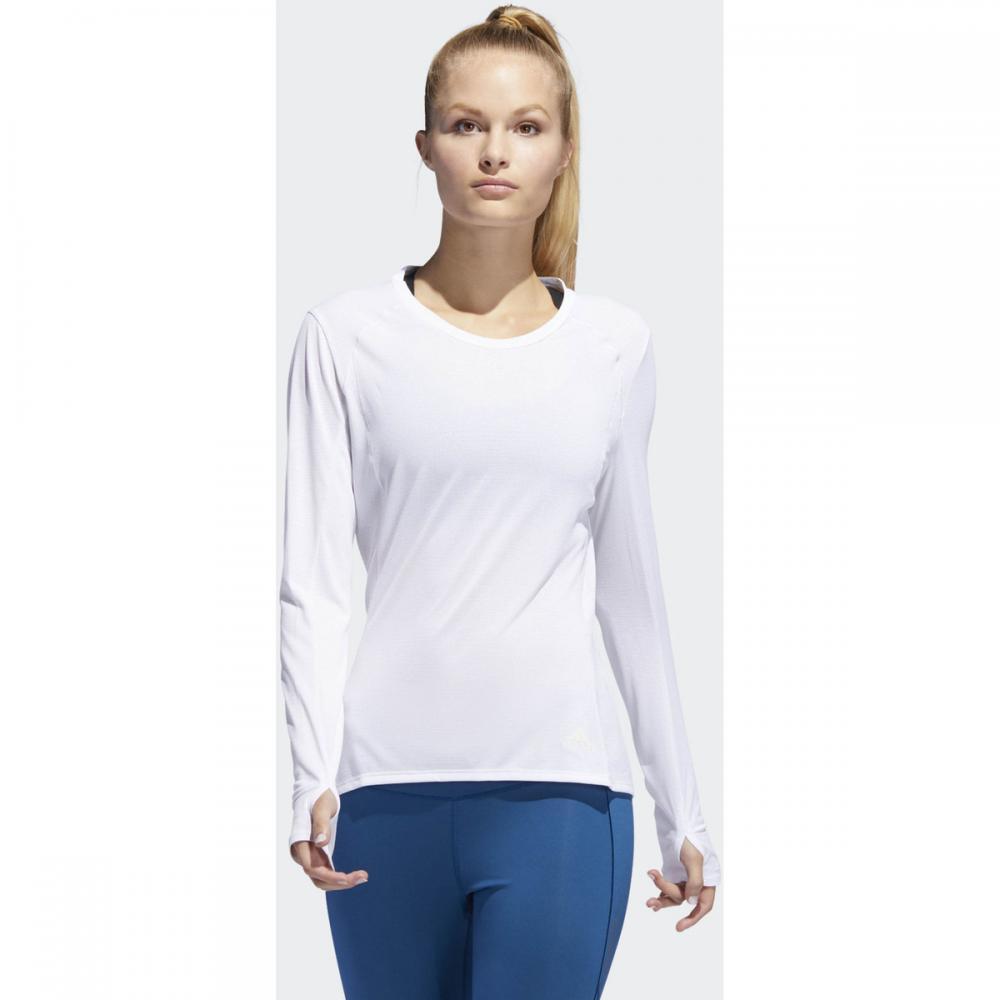 Damen T-Shirts & Poloshirts | Adidas Originals Supernova T-Shirt weiß