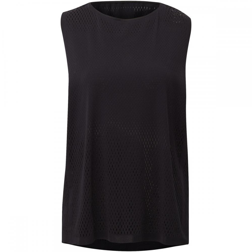 Damen T-Shirts & Poloshirts   Adidas Originals Warp Knit Tanktop schwarz