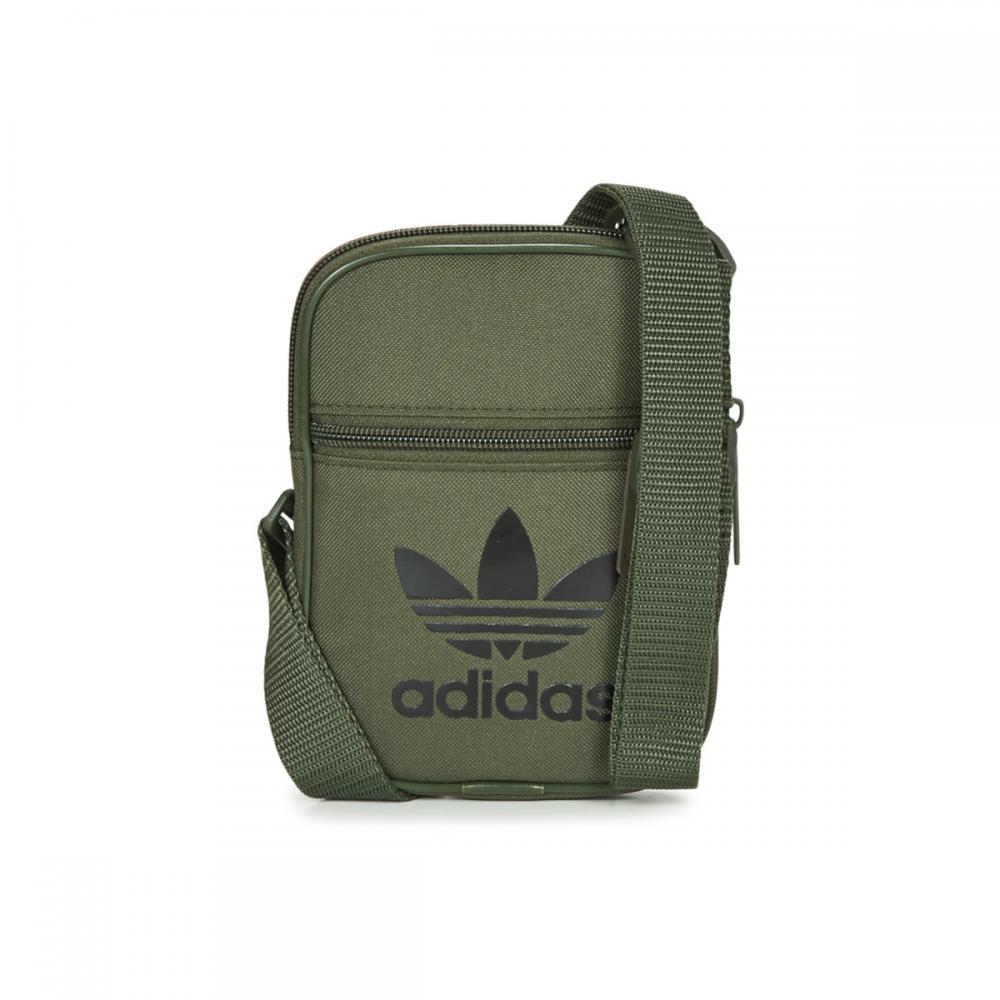 Herren Kleine Taschen | Adidas Originals FESTVL B TREFOI Kaki