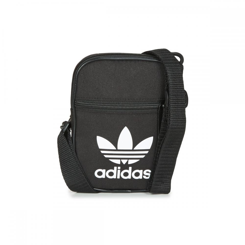 Herren Kleine Taschen | Adidas Originals FESTVL B TREFOI schwarz