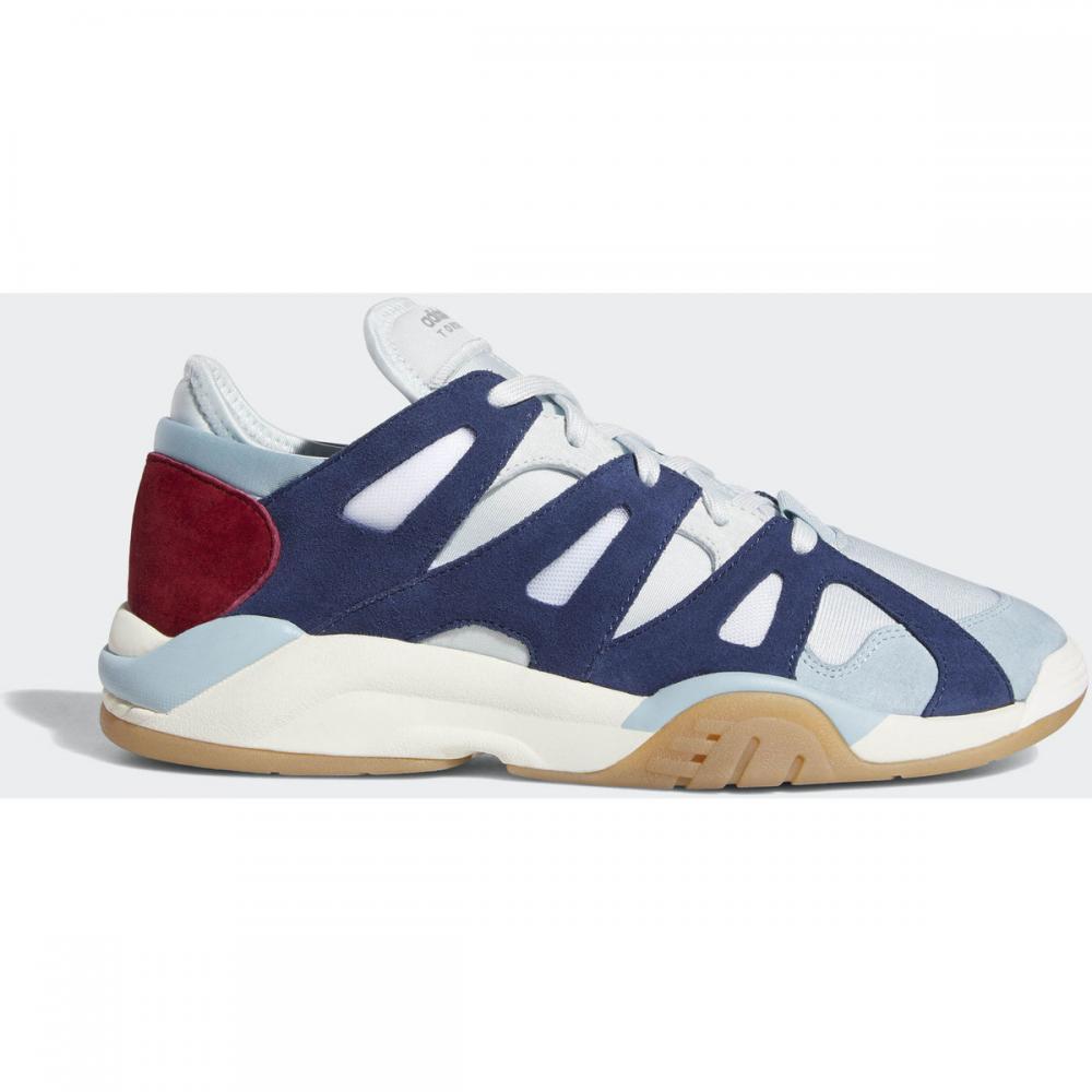 Herren Sneaker | Adidas Originals Dimension Low Top Schuh blau