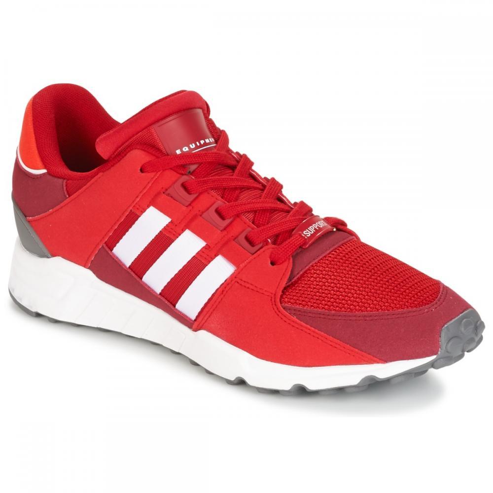 Herren Sneaker   Adidas Originals EQT SUPPORT RF rot