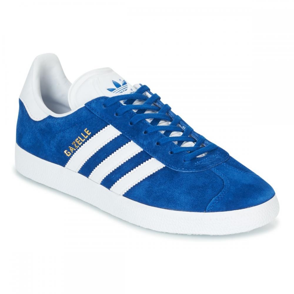 Herren Sneaker | Adidas Originals GAZELLE blau