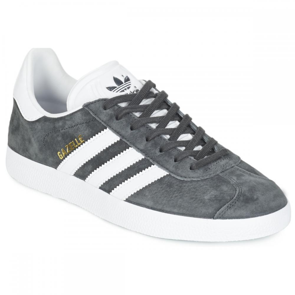 Herren Sneaker | Adidas Originals GAZELLE grau