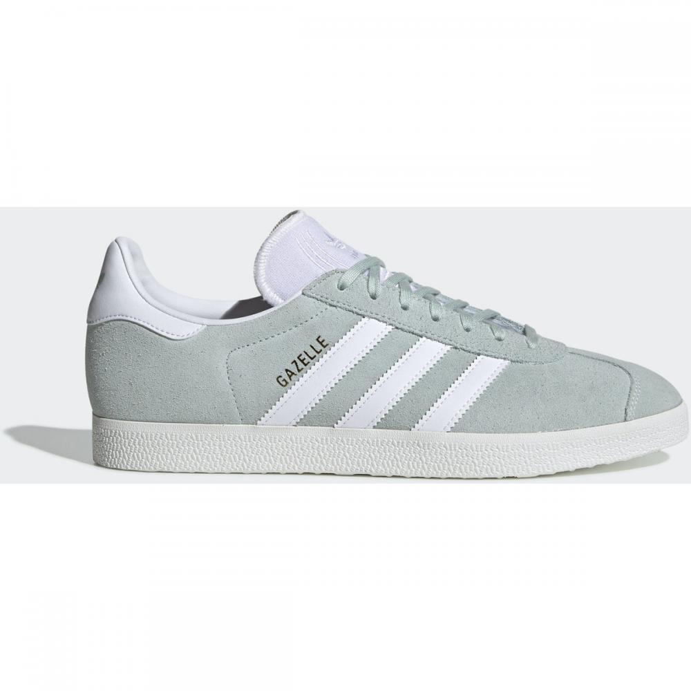 Herren Sneaker   Adidas Originals Gazelle Schuh weiß