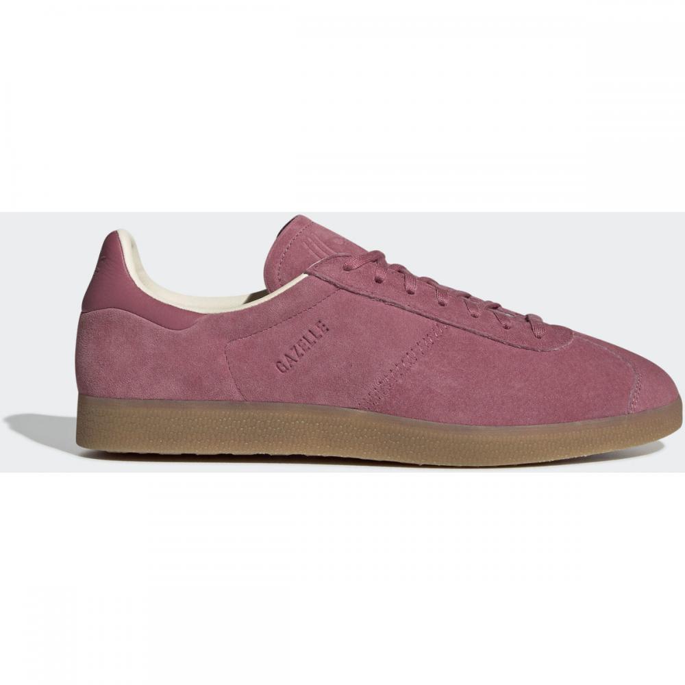 Herren Sneaker   Adidas Originals Gazelle Schuh weiß rot