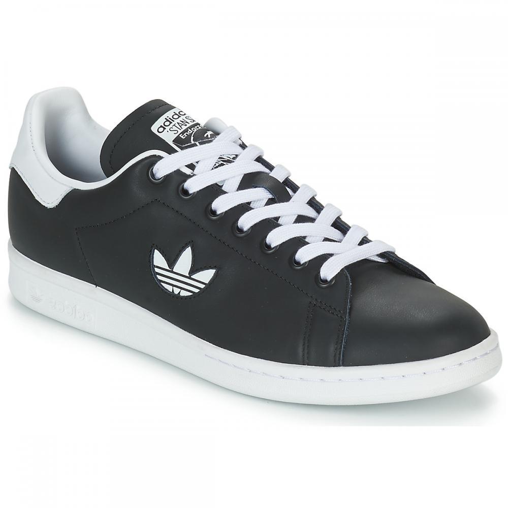 Herren Sneaker | Adidas Originals STAN SMITH schwarz