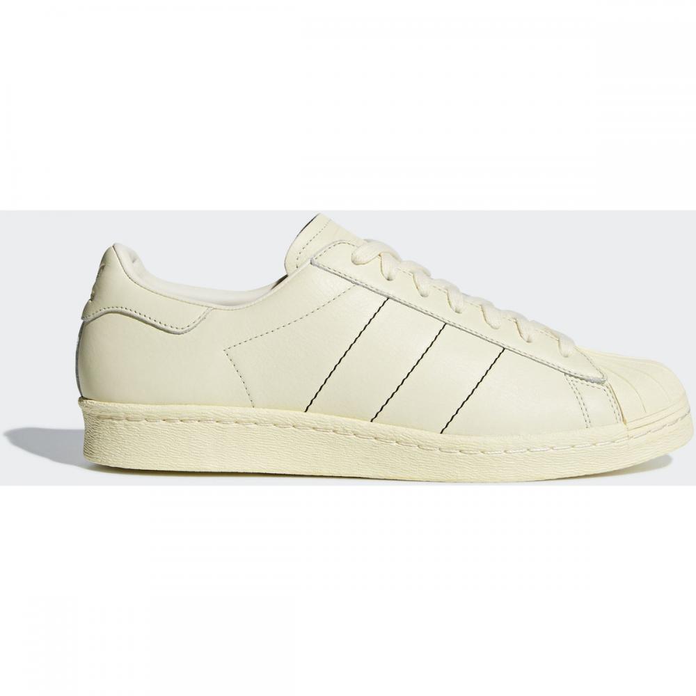 Herren Sneaker | Adidas Originals Superstar 80s Schuh weiß