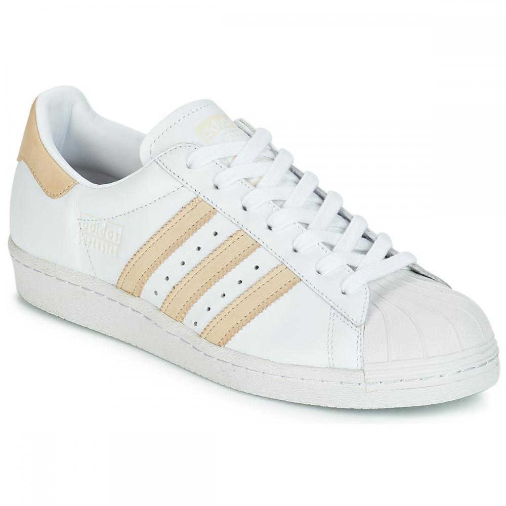Herren Sneaker | Adidas Originals SUPERSTAR 80s weiß