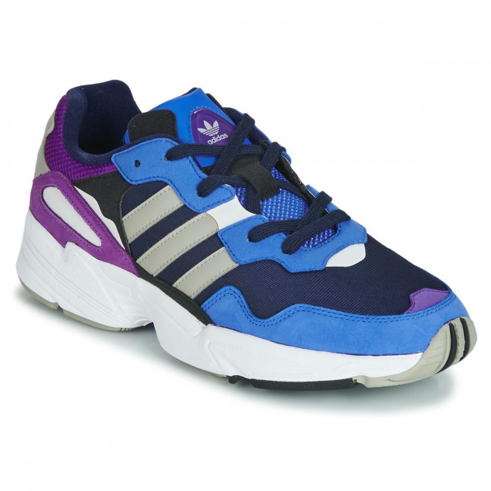 Herren Sneaker | Adidas Originals YUNG 96 blau