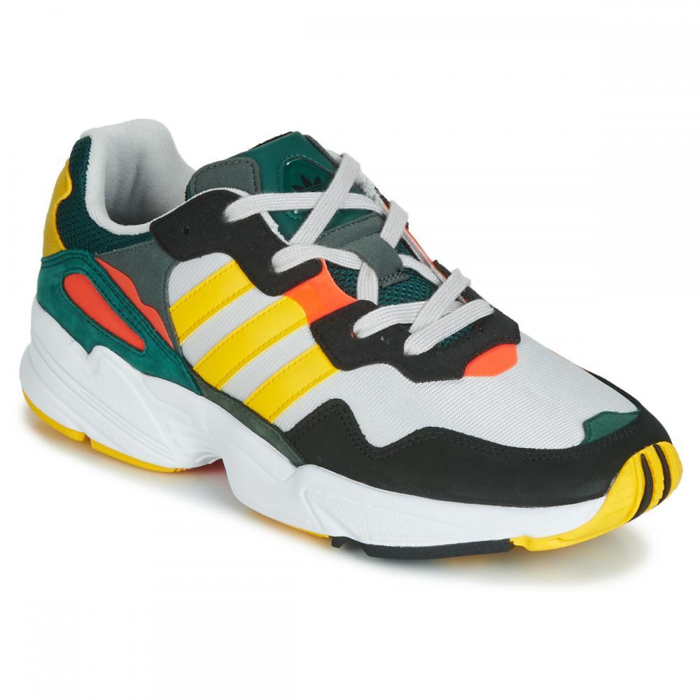 Herren Sneaker | Adidas Originals YUNG 96 gelb|grün