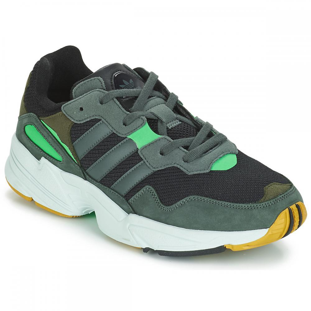 Herren Sneaker | Adidas Originals YUNG 96 grau|grün