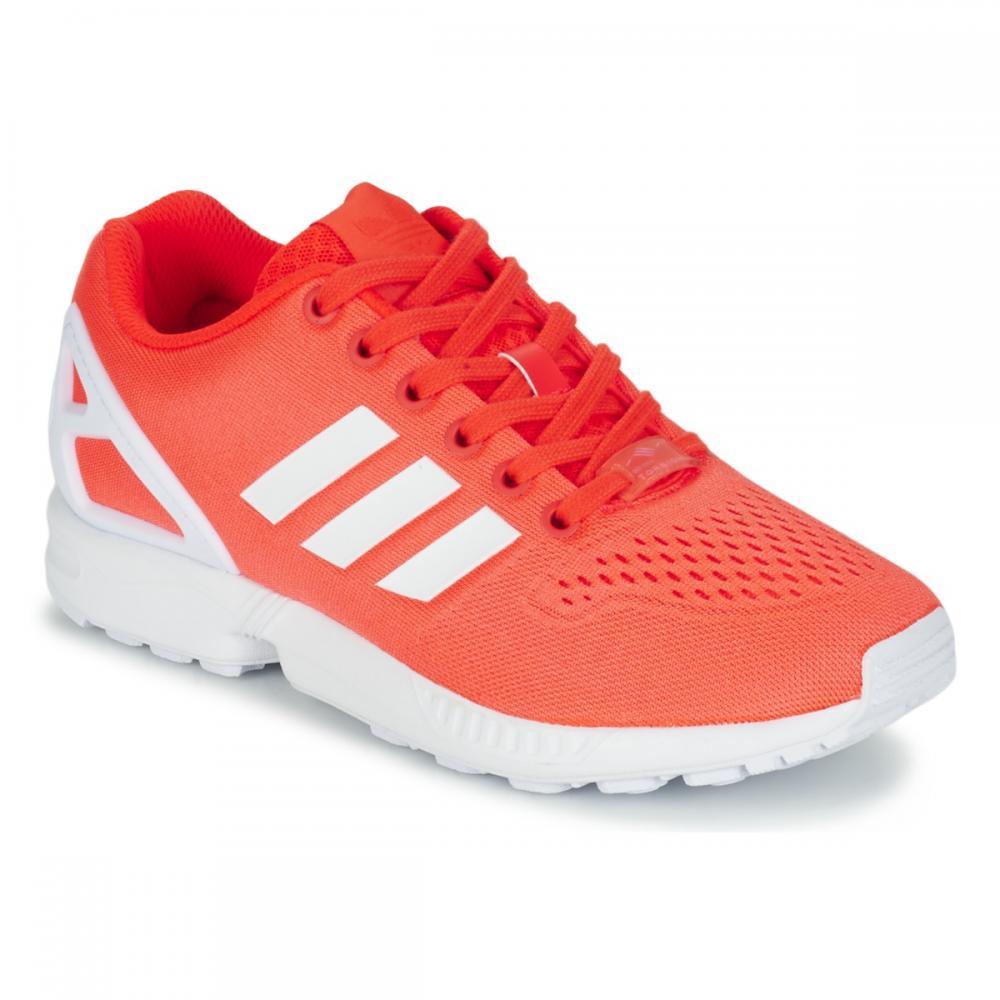 Herren Sneaker | Adidas Originals ZX FLUX EM rot