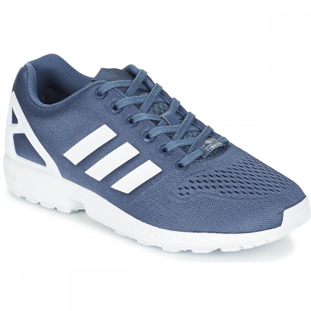 Herren Sneaker | Adidas Originals ZX FLUX EM weiß