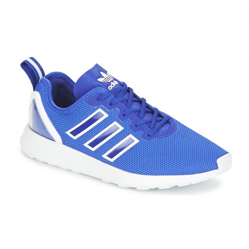 Herren Sneaker | Adidas Originals ZX FLUX RACER blau