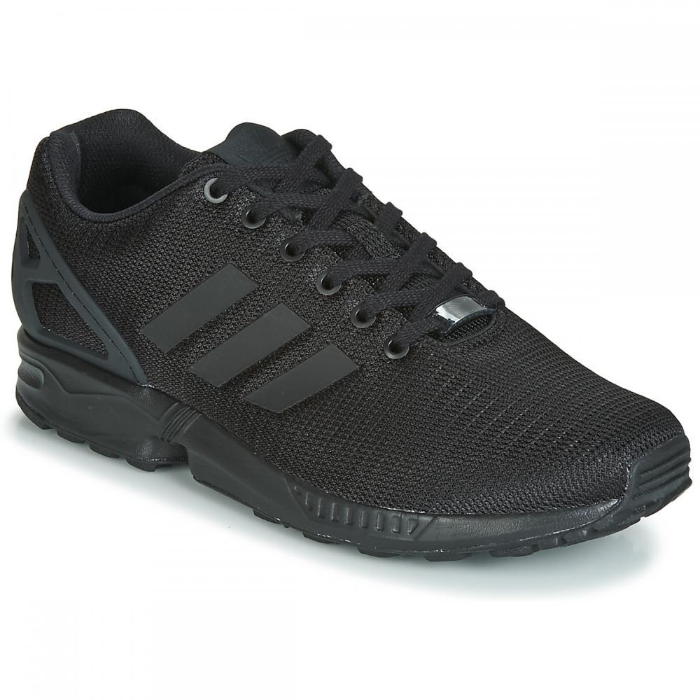 Herren Sneaker | Adidas Originals ZX FLUX schwarz