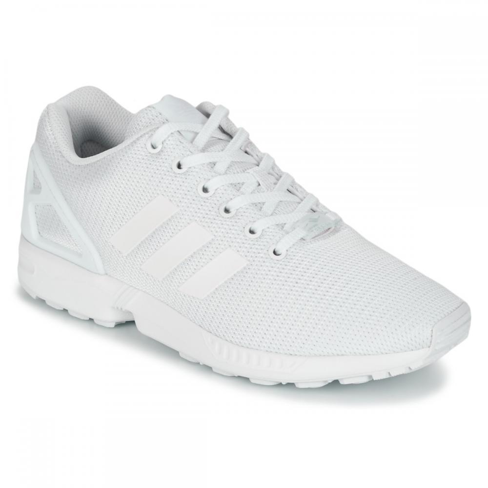 Herren Sneaker | Adidas Originals ZX FLUX weiß
