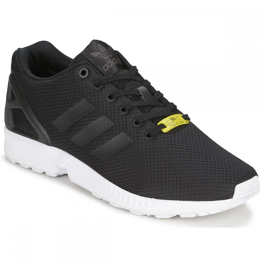 Herren Sneaker | Adidas Originals ZX FLUX weiß|schwarz