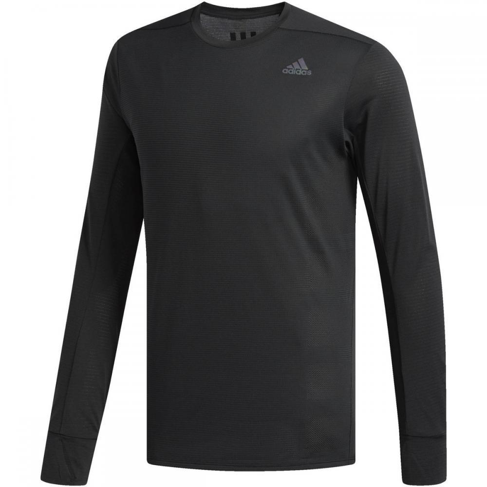Herren T-Shirts & Poloshirts | Adidas Originals Supernova Longsleeve schwarz
