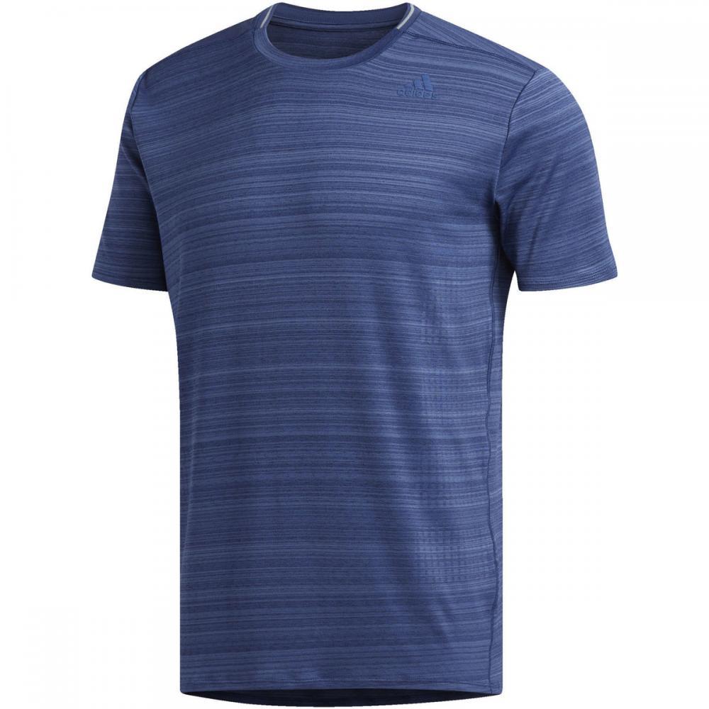 Herren T-Shirts & Poloshirts   Adidas Originals Supernova Soft T-Shirt blau