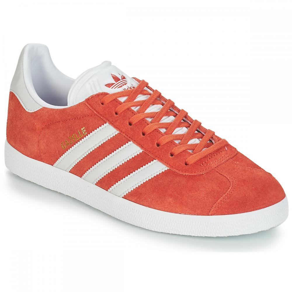 Herren Sneaker | Adidas Originals GAZELLE orange